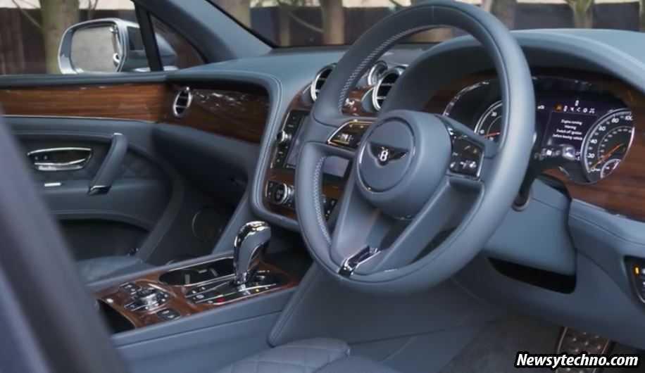Bentley Bentayga Review - Space Inside