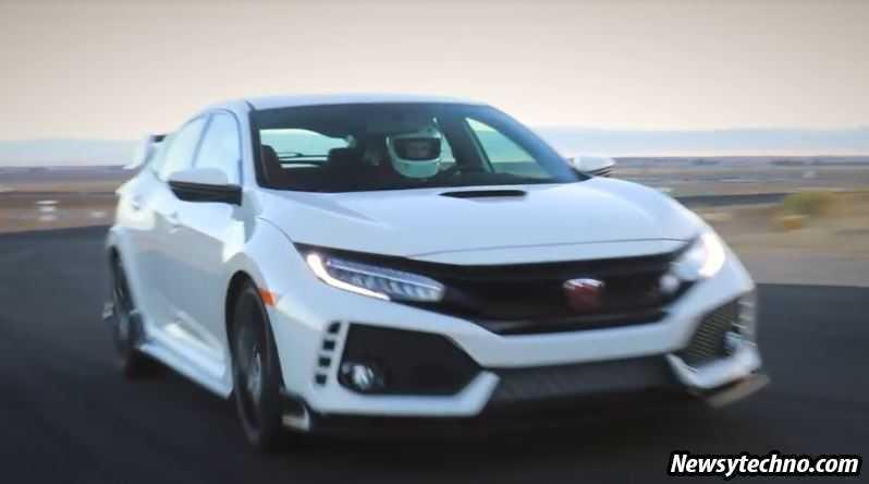 Honda Civic Type R Review 2018