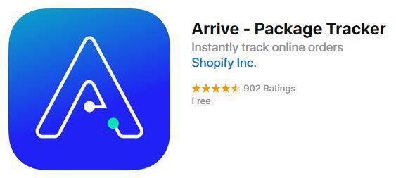 Arrive - Useful iPhone Apps