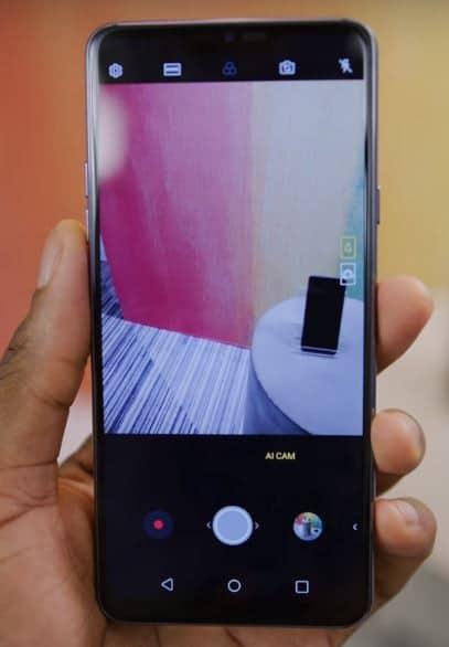 LG G7 - Camera Improvement