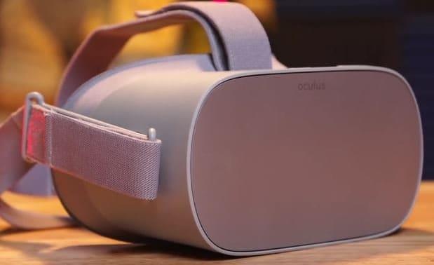 Oculus Go - Build Quality