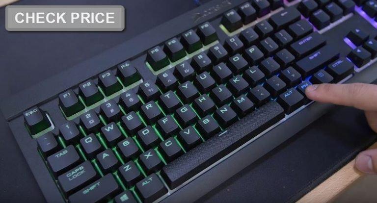 Corsair K68 RGB - Best Keyboard
