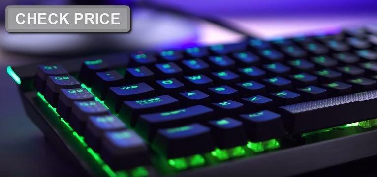 Corsair K95 RGB Platinum - Best Keyboard