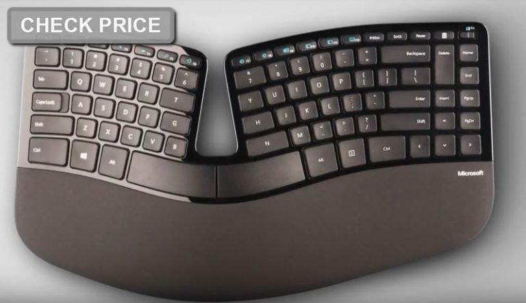 Microsoft Sculpt Ergonomic Keyboard - Best Keyboard