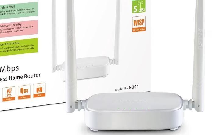 Best Wifi Routers TENDA N301