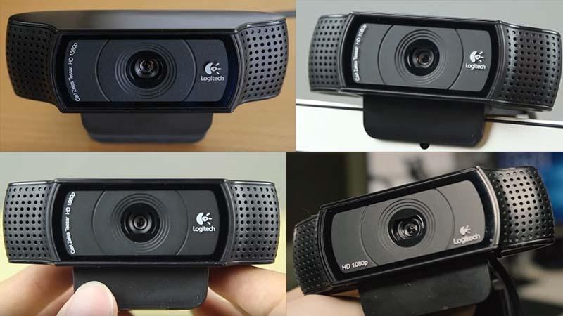 Logitech C920 Hd Pro Webcam For Streaming