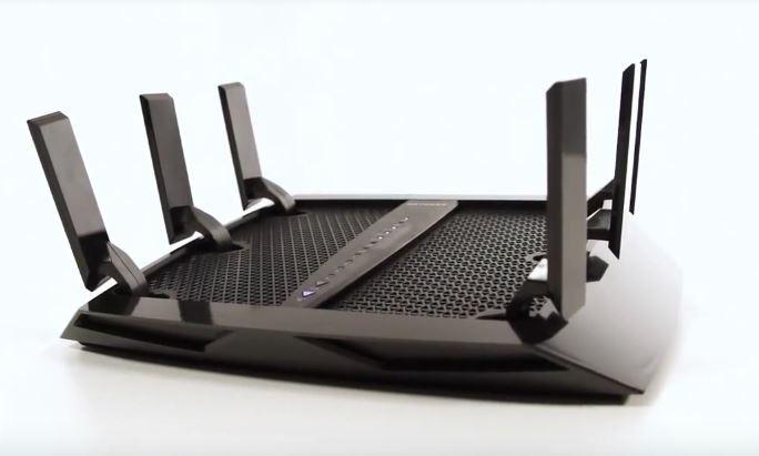 Best wireless routers Netgear Nighthawk R8000 X6